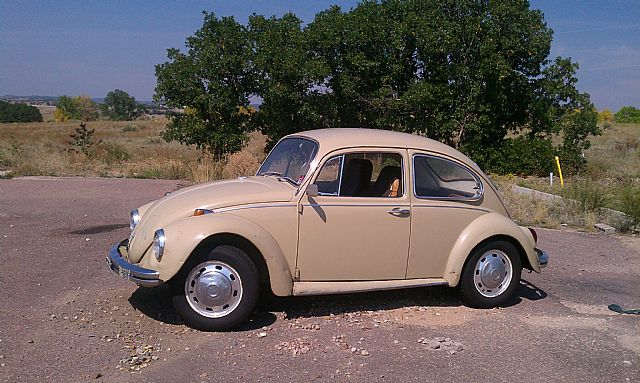 1968 Volkswagen Beetle for sale
