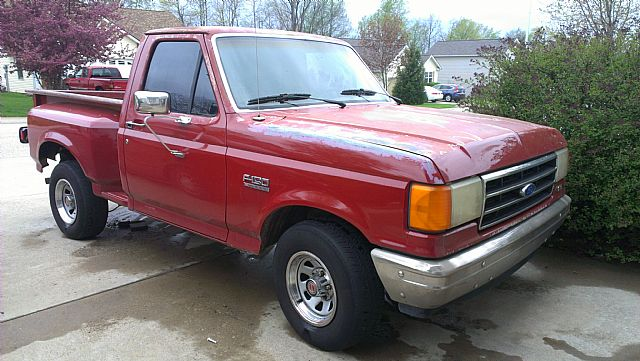 1987 ford f150 flareside for sale bloomington indiana