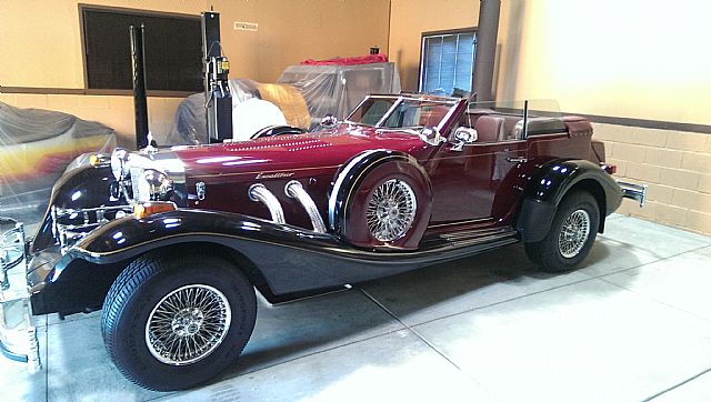 1985 Excalibur Phaeton for sale