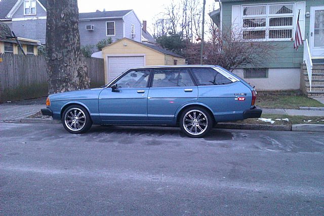 1981 Datsun B210 for sale