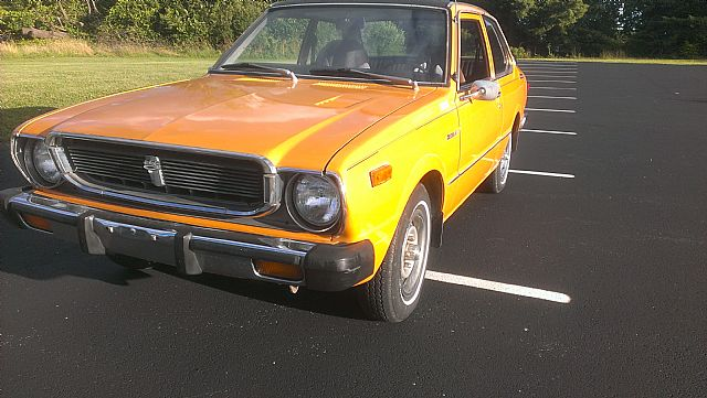 1977 Toyota Corolla for sale