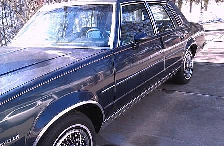 1986 Pontiac Bonneville for sale