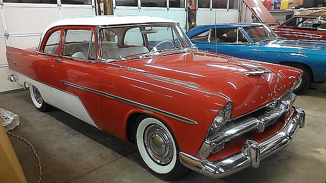 1956 Plymouth Savoy for sale