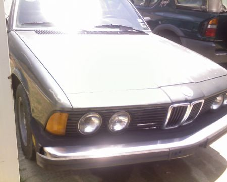 1986 BMW 735i for sale