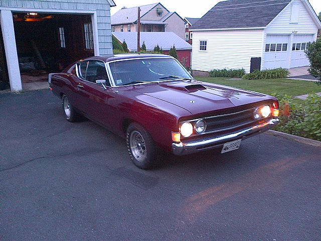 1969 Ford Torino for sale