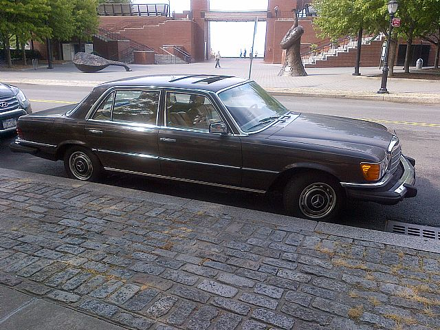 1975 Mercedes 450SEL for sale