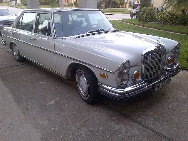 1971 Mercedes 280SEL for sale