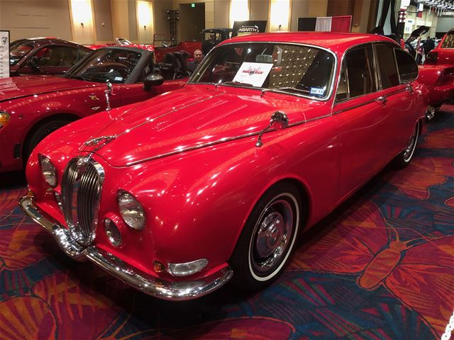 1965 Jaguar S Type for sale