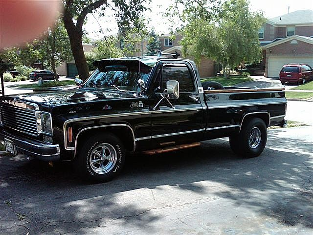 1977 GMC Sierra for sale