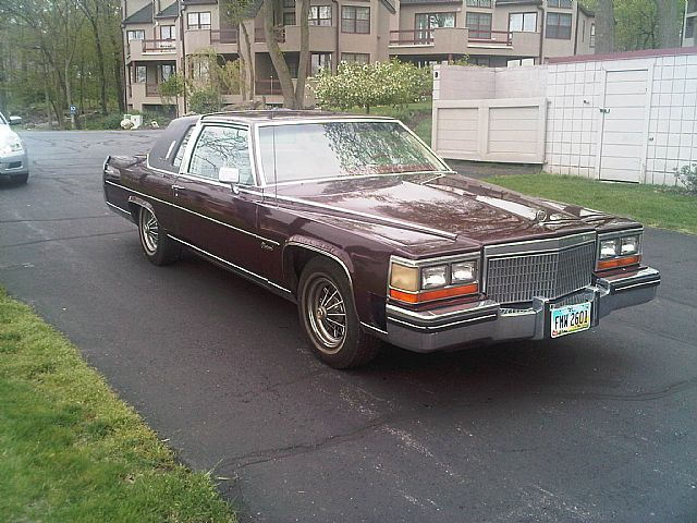 1980 Cadillac Fleetwood for sale