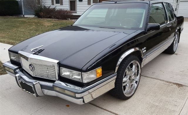 1991 cadillac deville for sale cedar rapids iowa collector car ads