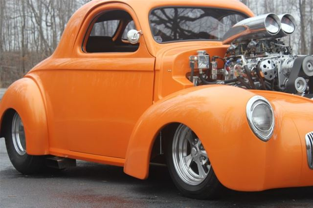1941 Willys Outlaw