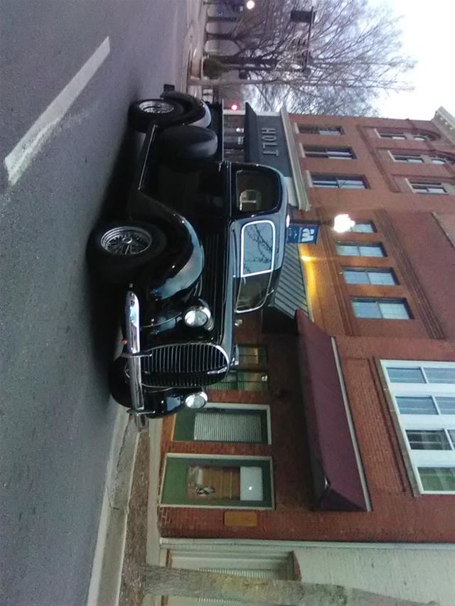 1939 Ford 92C