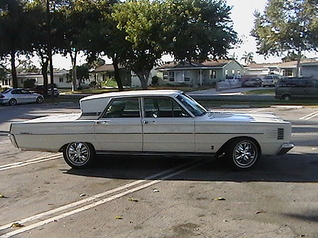 1965 Mercury Parklane for sale