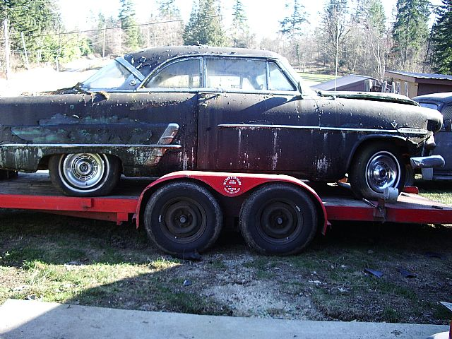1953 Ford Victoria for sale