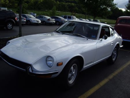 1972 datsun 240z for sale cincinnati ohio. Black Bedroom Furniture Sets. Home Design Ideas