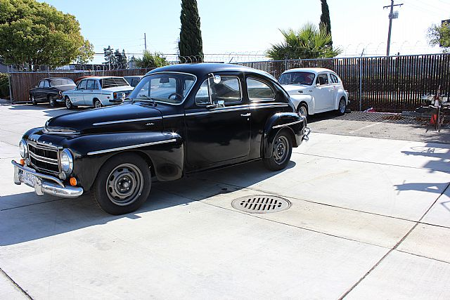 1965 Volvo 544 for sale