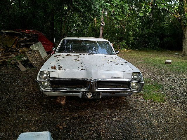 1967 Pontiac Bonneville for sale