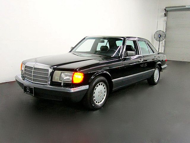 1989 mercedes 300se for sale delray beach florida for Mercedes benz w126 for sale
