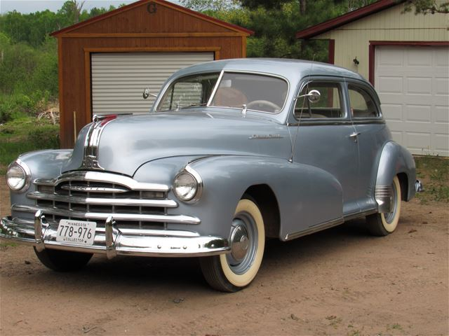1948 Pontiac Silverstreak