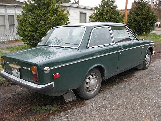 1972 Volvo 142s For Sale Port Townsend Seattle Washington