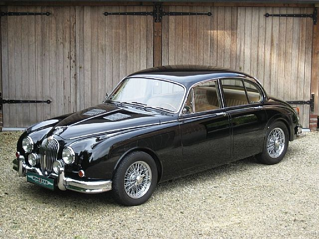 1961 Jaguar MK II for sale