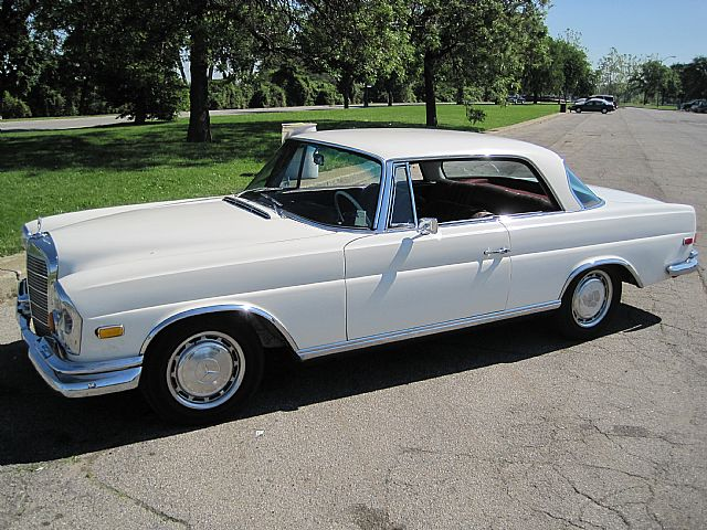 1967 Mercedes 250SE for sale