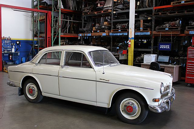 1964 volvo 122 amazon for sale santa clara  california