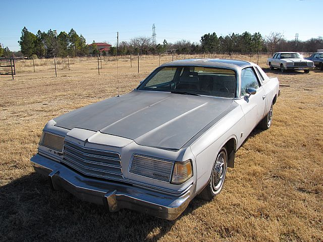1978 dodge magnum xe for sale wichita falls texas. Black Bedroom Furniture Sets. Home Design Ideas