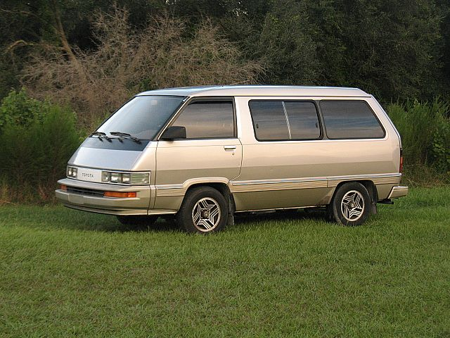 1987 Toyota Van for sale
