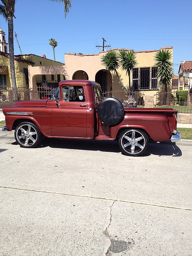 1959 Chevrolet Truck for sale