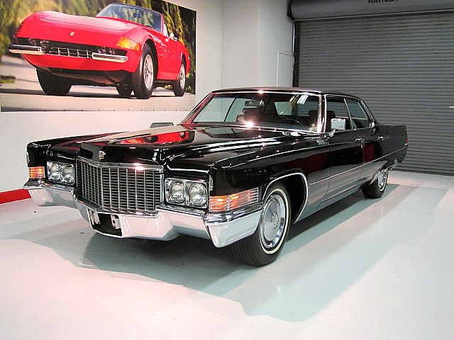 1970 Cadillac Sedan DeVille for sale