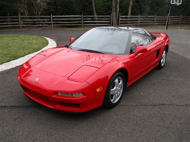Honda Acura NSX For Sale Franklin Lakes New Jersey - Honda acura for sale
