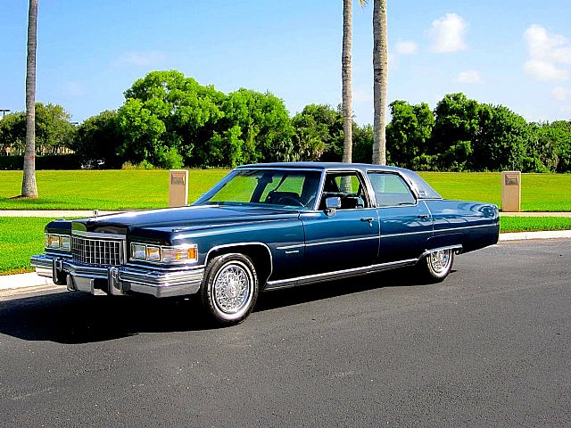 very cadillac sale fleetwood original for