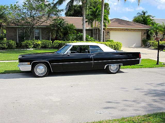 1970 Cadillac DeVille for sale