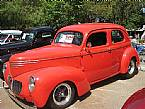 1940 Willys 2 Door Sedan