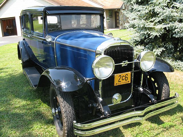 1930 Buick 47 for sale