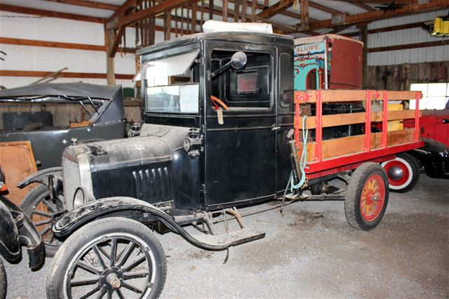 1927 Ford Flatbed