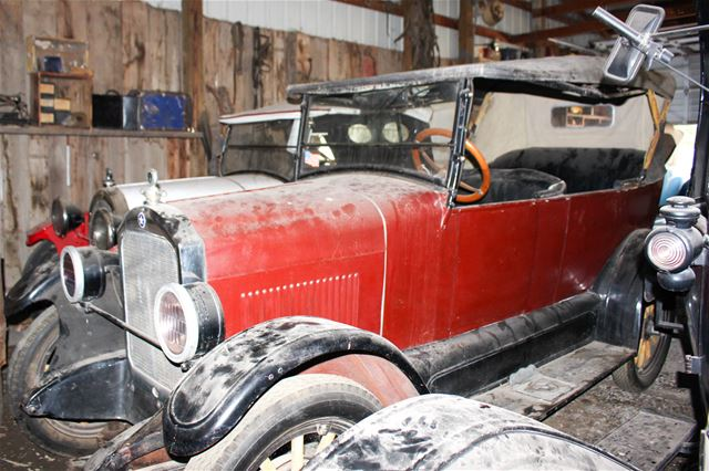 1925 Durant Star