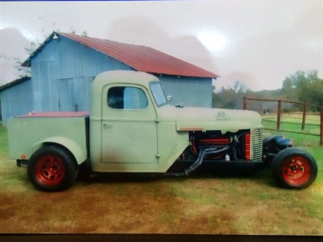 1942 International International Harvester