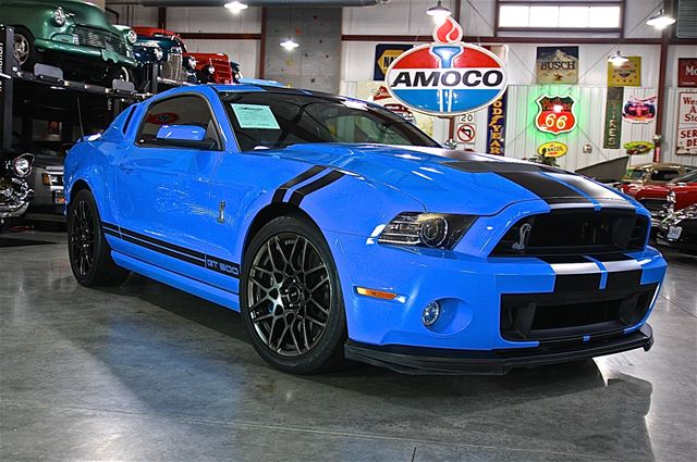 2013 Ford GT500 for sale