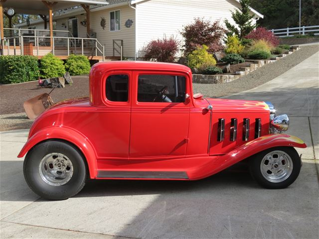 1932 chevrolet 5 window coupe for sale tacoma washington for 1932 chevrolet 5 window coupe