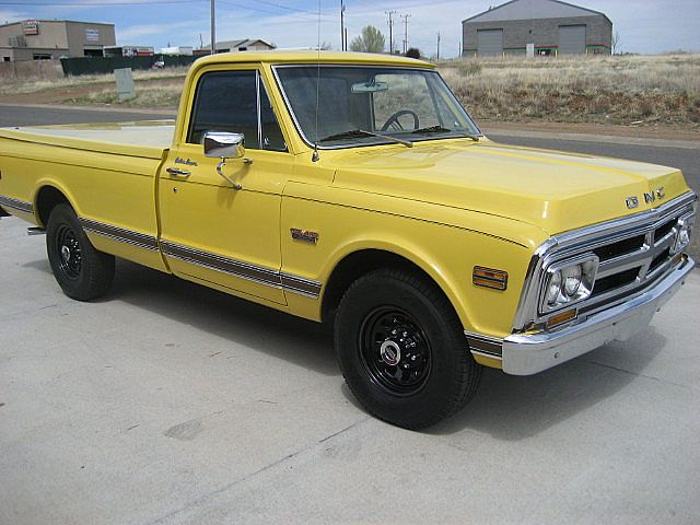 1970 GMC C2500 for sale