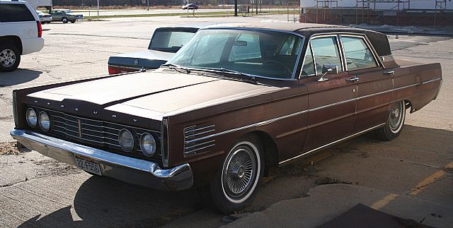 1965 Mercury Montclair for sale