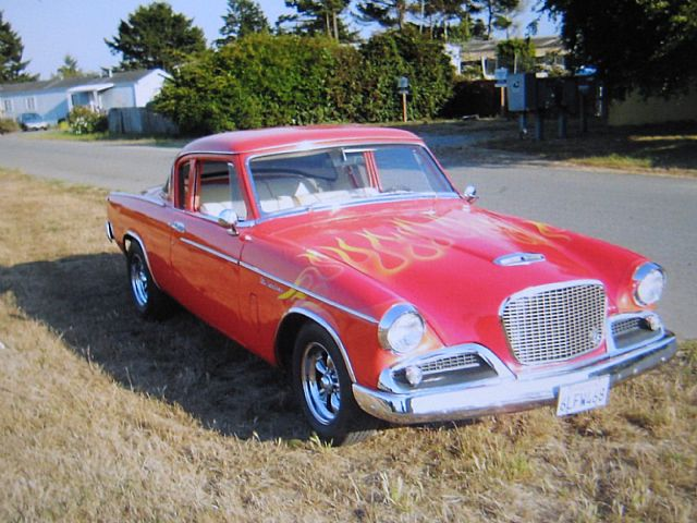 1959 Studebaker Silver Hawk for sale