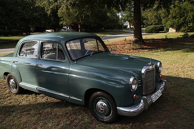 1960 Mercedes 190 for sale