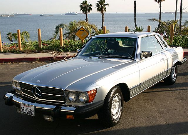 1978 Mercedes 450SLC for sale