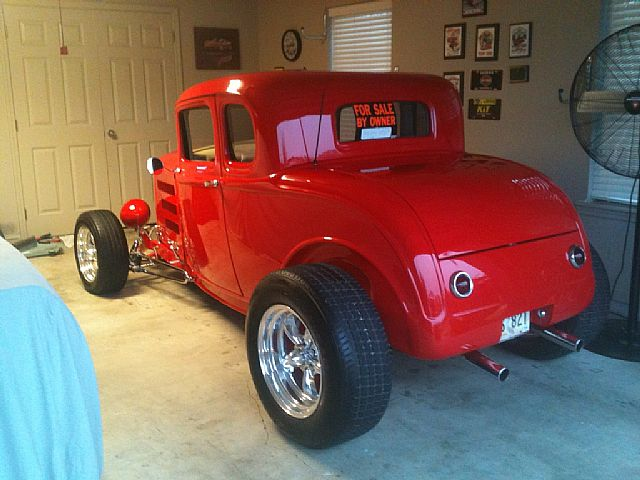 1932 Ford 5 Window Coupe For Sale Broussard Louisiana