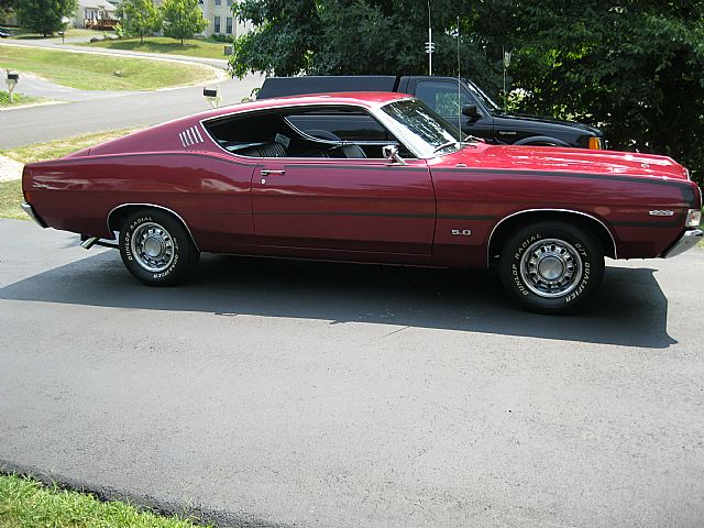 1968 Ford Torino for sale