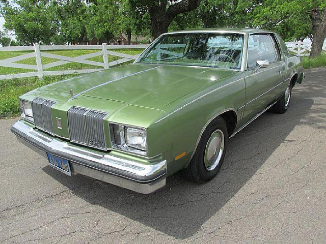 1979 Cutlass For Sale 37000 Miles Dallas Tx 469 343 0546